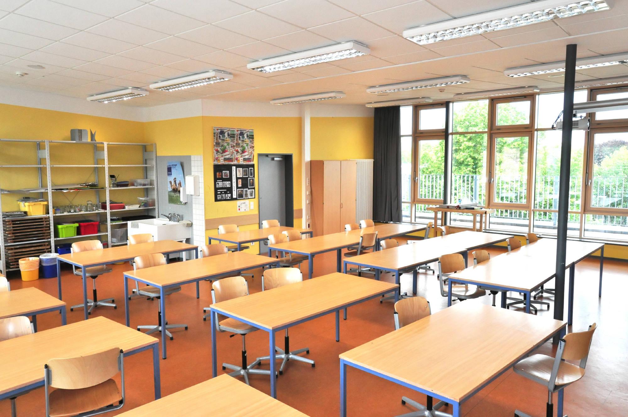 Klassenraum (Kunst)